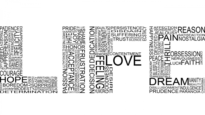 Life Hope Love Feeling Dream Typography