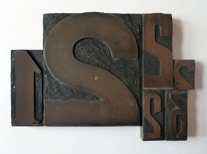 Linoleum Letters